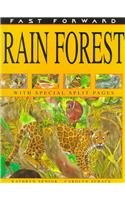 9780531154229: Rain Forests (Fast Forward)