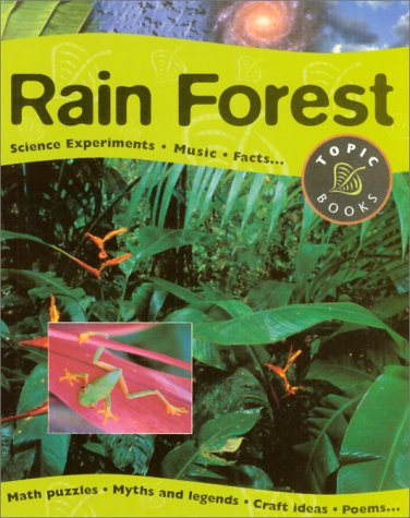 9780531154250: Rainforest (Topic Books)