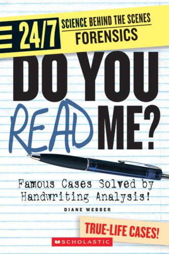 Do You Read Me?: Famous Cases Solved: Diane Webber