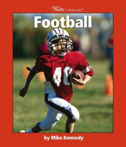 9780531155899: Football (Watts Library)