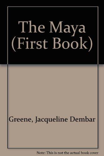 9780531156384: The Maya (First Book)