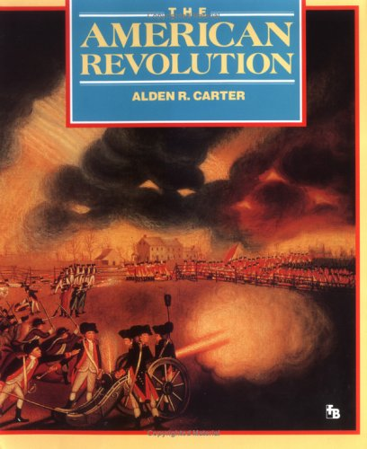 9780531156520: The American Revolution: War for Independence (First Book)
