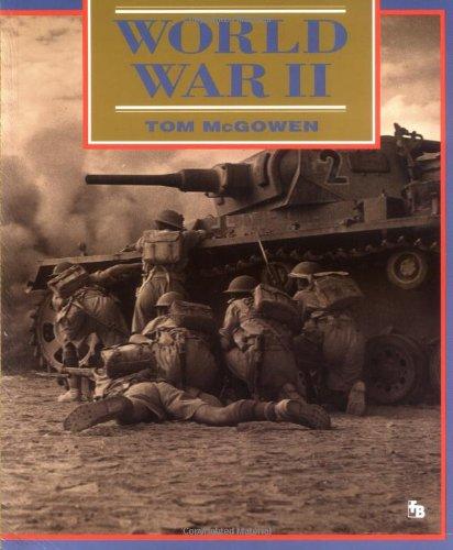 9780531156612: World War II (First Book)
