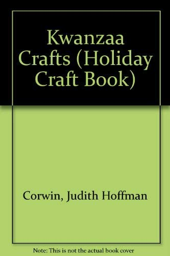 9780531157350: Kwanzaa Crafts: A Holiday Craft Book