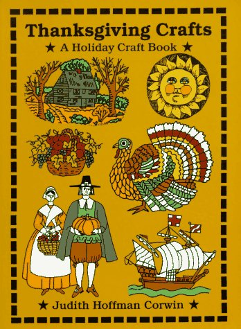 9780531157367: Thanksgiving Crafts: A Holiday Craft Book (Holiday Crafts)