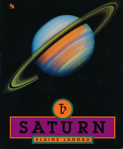 9780531157718: Saturn (First Books - The Solar System Series)