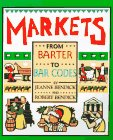 9780531158500: Markets: From Barter to Bar Codes (First Books - Examining the Past)