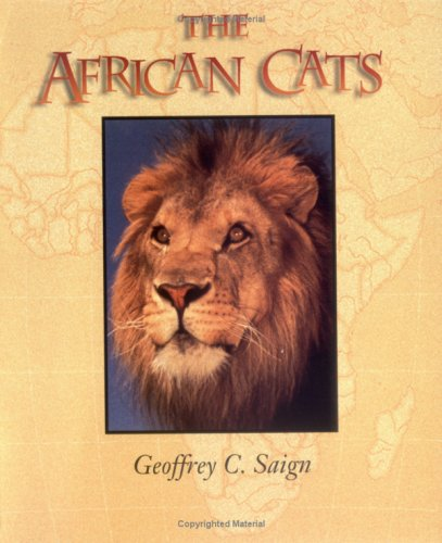 9780531159552: The African Cats (First Books: Animals)