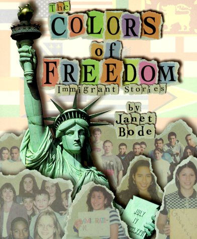 9780531159613: The Colors of Freedom: Immigrant Stories (Social Studies, Cultures and People)