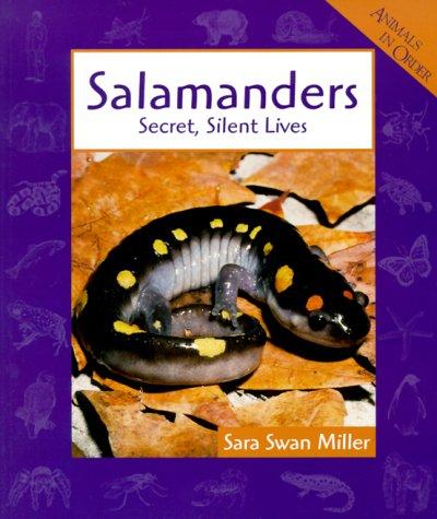 Salamanders: Secret, Silent Lives (Animals in Order): Sara Swan Miller