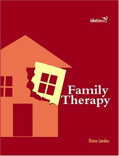 9780531166116: Family Therapy (Life Balance)