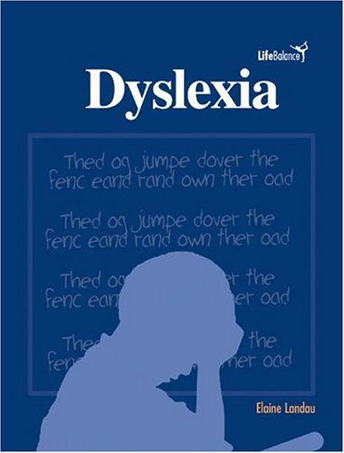 9780531166123: Dyslexia (Life Balance)
