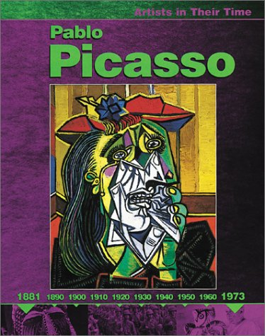 9780531166222: Pablo Picasso (Artists in Their Time)