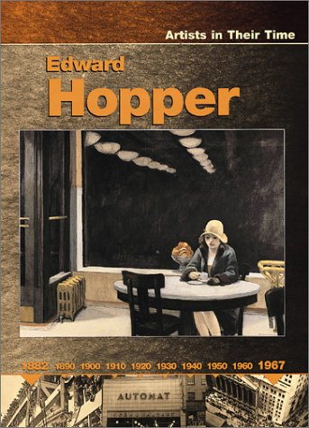 9780531166413: Edward Hopper (Artists in Their Time)