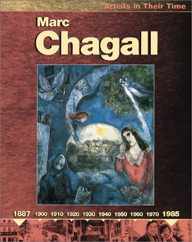 9780531166451: Marc Chagall (Artists in Their Time)