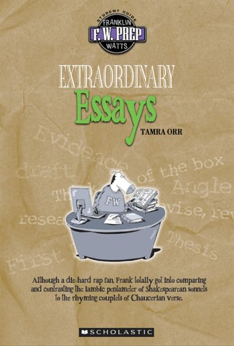 extraordinary essays tamra orr Buy extraordinary debates: 9780531139059: tamra b orr: paperback from bmi online, see our free shipping offer and bulk order pricing.