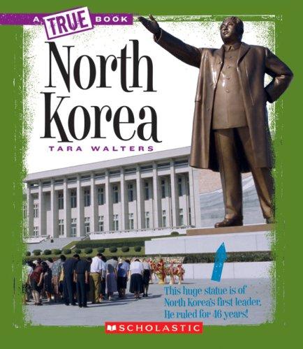 9780531168547: North Korea (True Books)