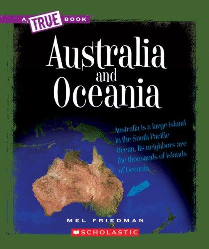9780531168660: Australia and Oceania (True Books)