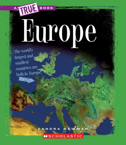 9780531168677: Europe (New True Books: Geography)