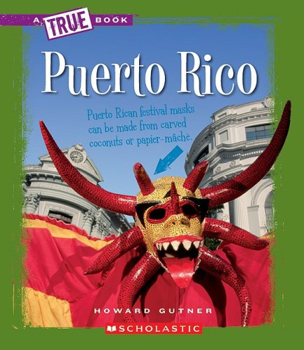 9780531168936: Puerto Rico (True Books: Countries (Hardcover))