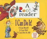 9780531169230: I Can Do It!: I Can Bowl!/I Can Ski!/I Can Do It All (A Rookie Reader (boxed))