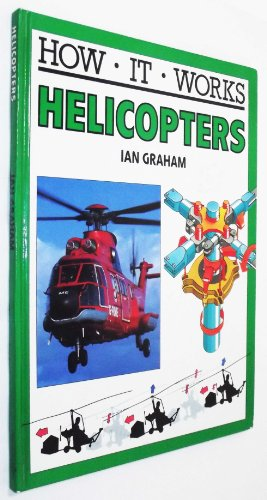 9780531171714: Helicopters (How It Works)