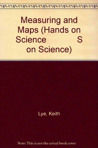 9780531173251: Measuring and Maps (Hands on Science S on Science)