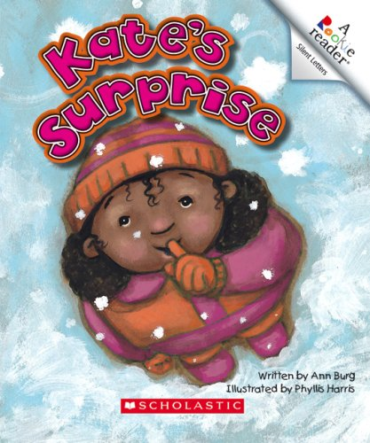 9780531175491: Kate's Surprise (Rookie Reader Silent Letters)
