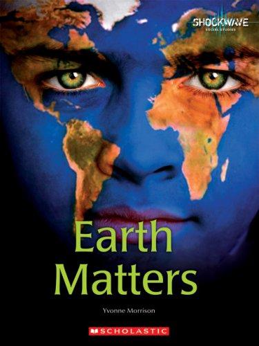 9780531177471: Earth Matters (Shockwave: Social Studies)
