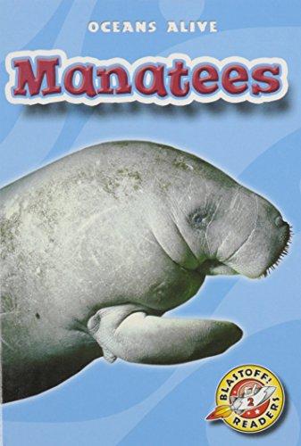 Manatees (Blastoff! Readers: Oceans Alive): Herriges, Ann