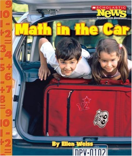 9780531185308: Math in the Car (Scholastic News Nonfiction Readers: Everyday Math)