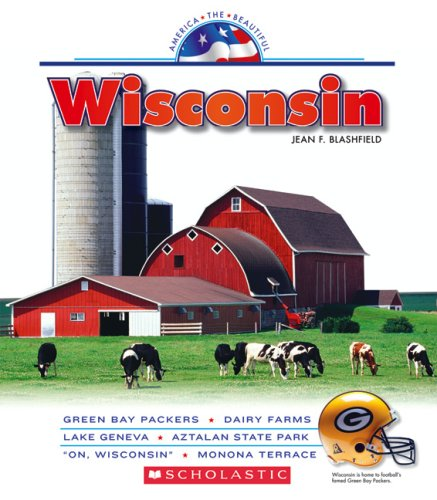Wisconsin (America the Beautiful, Third): Blashfield, Jean F.