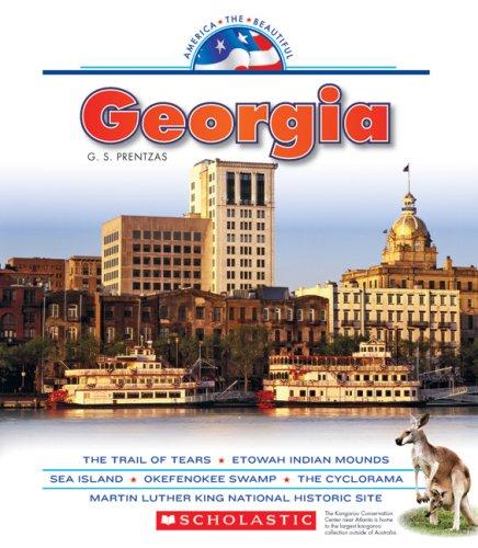 Georgia (America the Beautiful, Third): Prentzas, G. S.