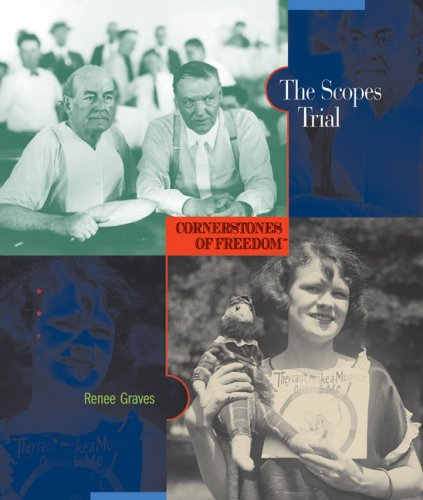 9780531187692: The Scopes Trial (Cornerstones of Freedom, Second Series)