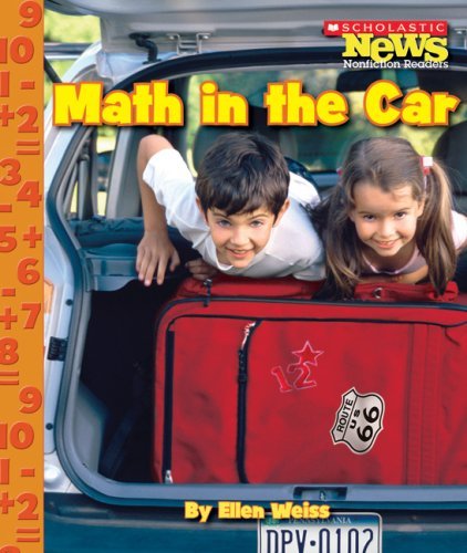 9780531187838: Math in the Car (Scholastic News Nonfiction Readers: Everyday Math)