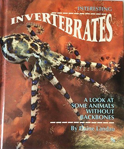 Interesting Invertebrates: A Look at Some Animals Without Backbones (First Book): Landau, Elaine