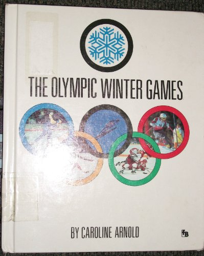 9780531200537: The Olympic Winter Games (First Book)