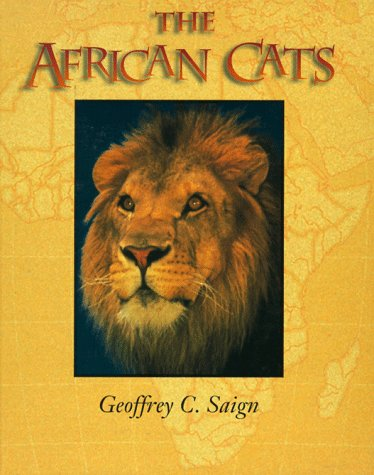 9780531203651: The African Cats (First Book)
