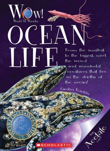 9780531204511: Ocean Life! (World of Wonder)