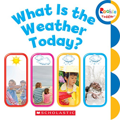 What Is the Weather Today Rookie Toddler