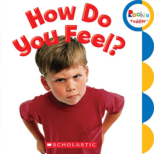 9780531204931: How Do You Feel? (Rookie Toddler)