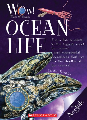 9780531205426: Ocean Life! (World of Wonder)