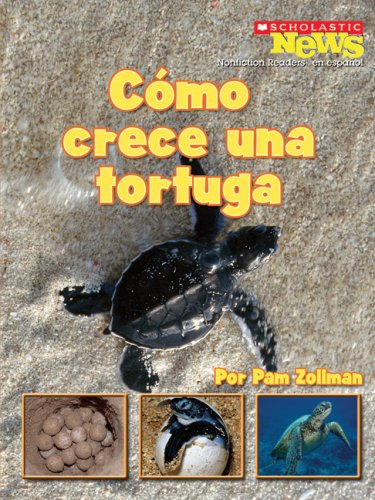 9780531206454: Como Crece una Tortuga = A Turtle Hatchling Grows Up (Scholastic News Nonfiction Readers en Espanol)
