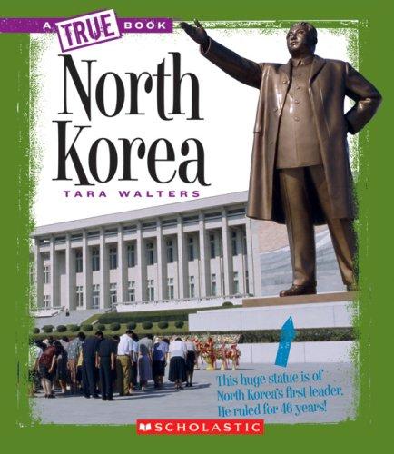 9780531207284: North Korea (True Books)