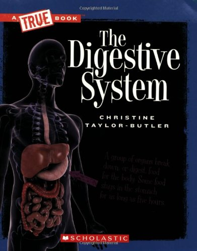 9780531207314: The Digestive System (New True Books: Health (Paperback))