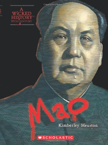 9780531207567: Mao Zedong (Wicked History (Hardcover))