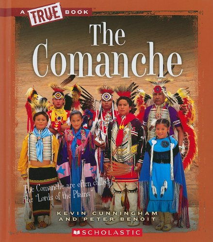 9780531207703: TB-COMANCHE (A True Book)