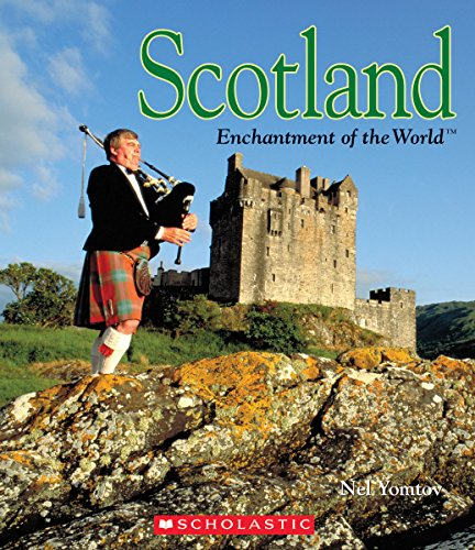9780531207949: Scotland (Enchantment of the World)
