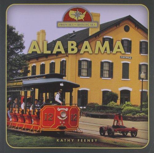 9780531208007: Alabama (From Sea to Shining Sea)