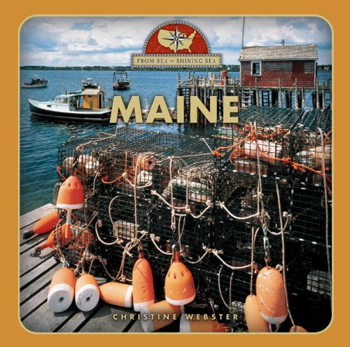9780531208069: Maine (From Sea to Shining Sea)